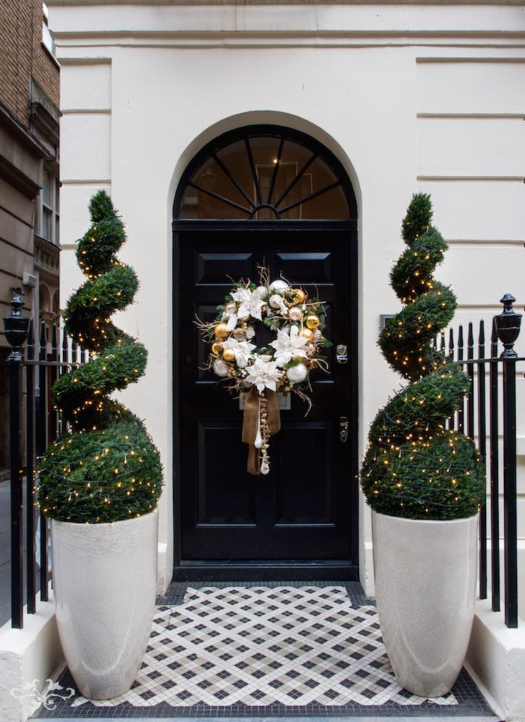 Luxury Christmas decorations & designs Neill Strain London