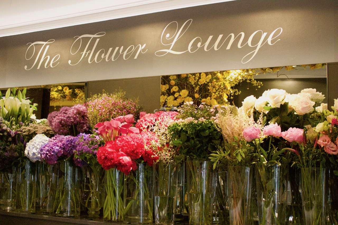 Neill Strain Floral Couture London will be operating from the Belgravia boutique and a new concession at Harrods as of July 21st, 2017.