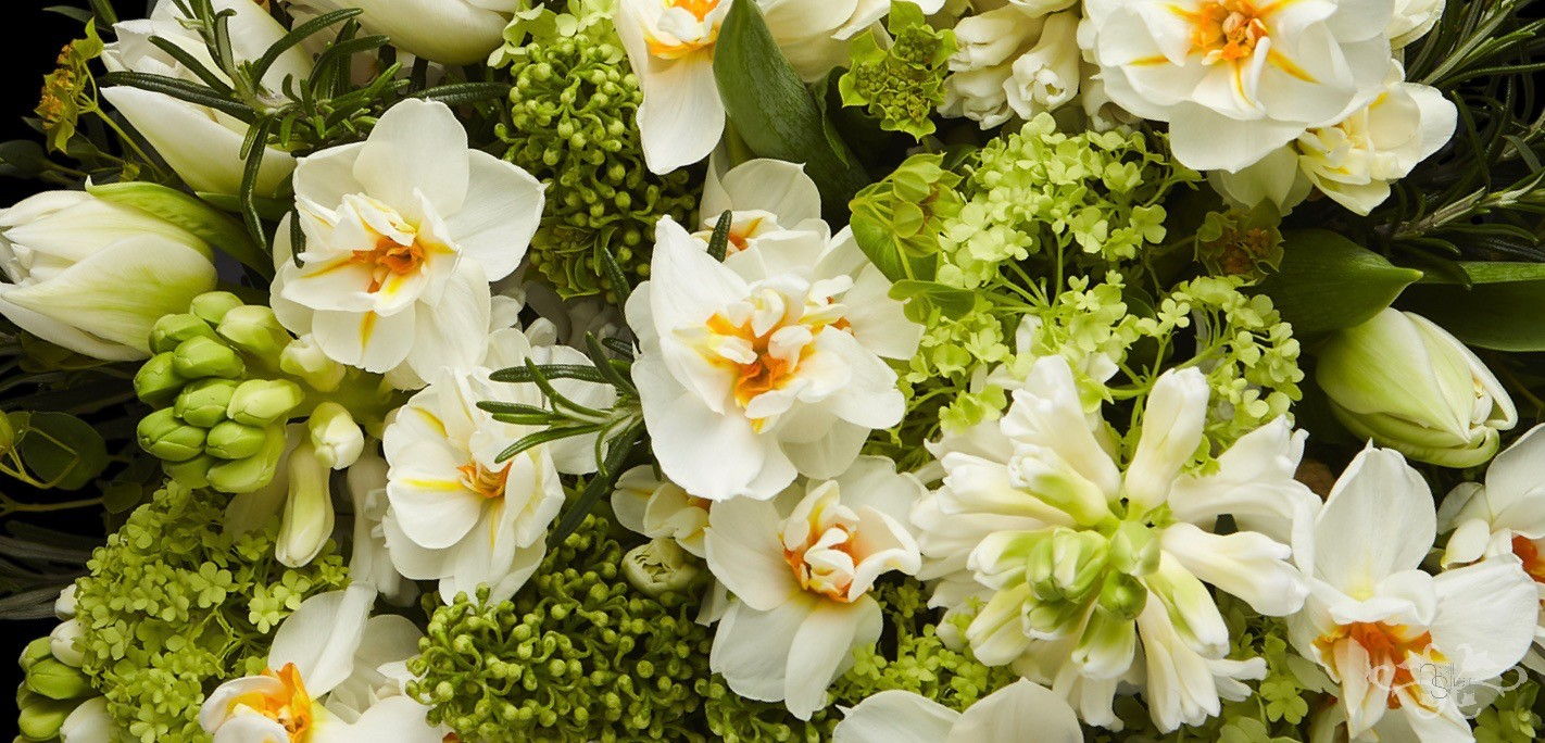 Neill Strain Floral Couture Easter flowers