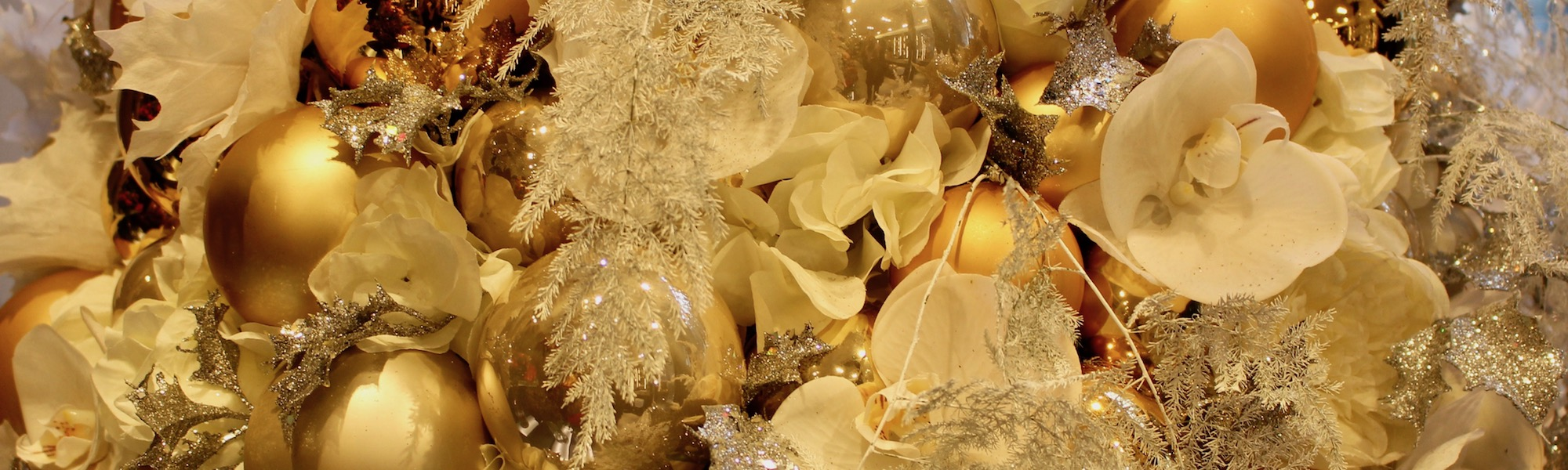 Christmas Decor Neill Strain Floral Couture Belgravia London