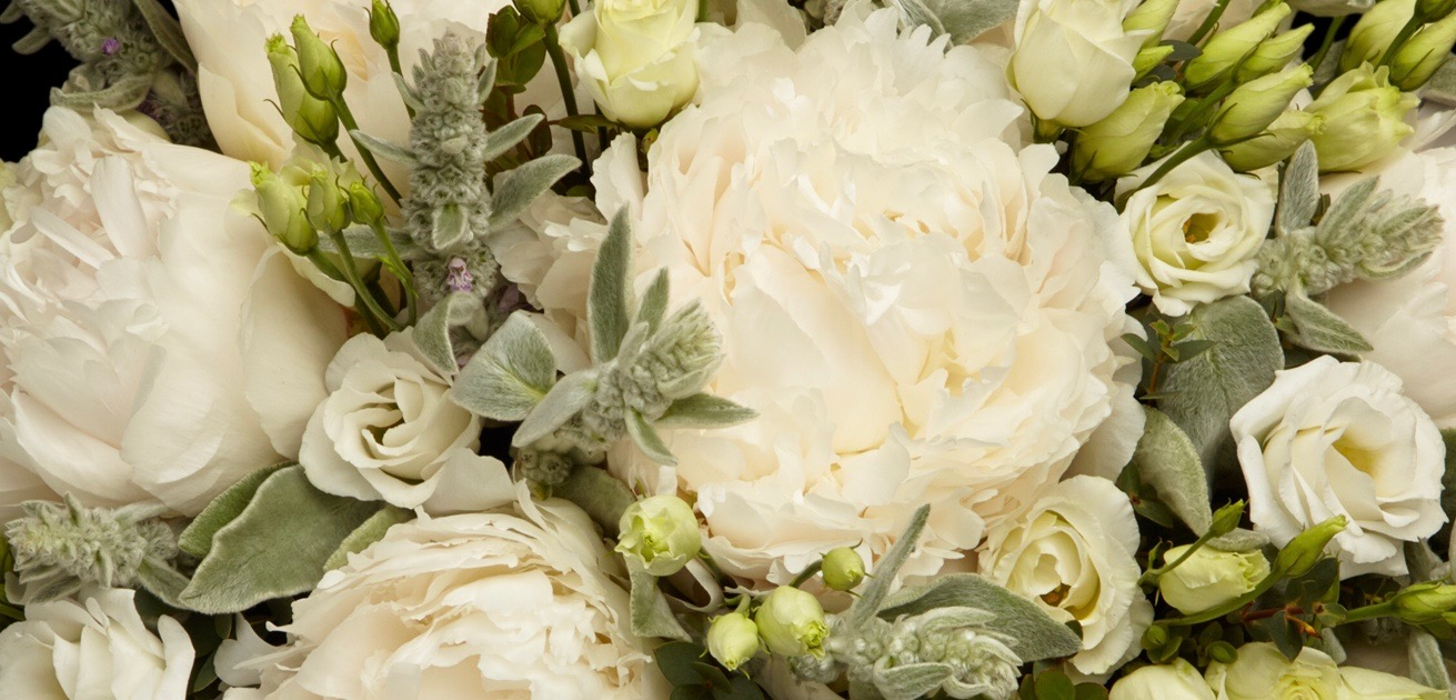 Neill Strain Floral Couture London Peonies