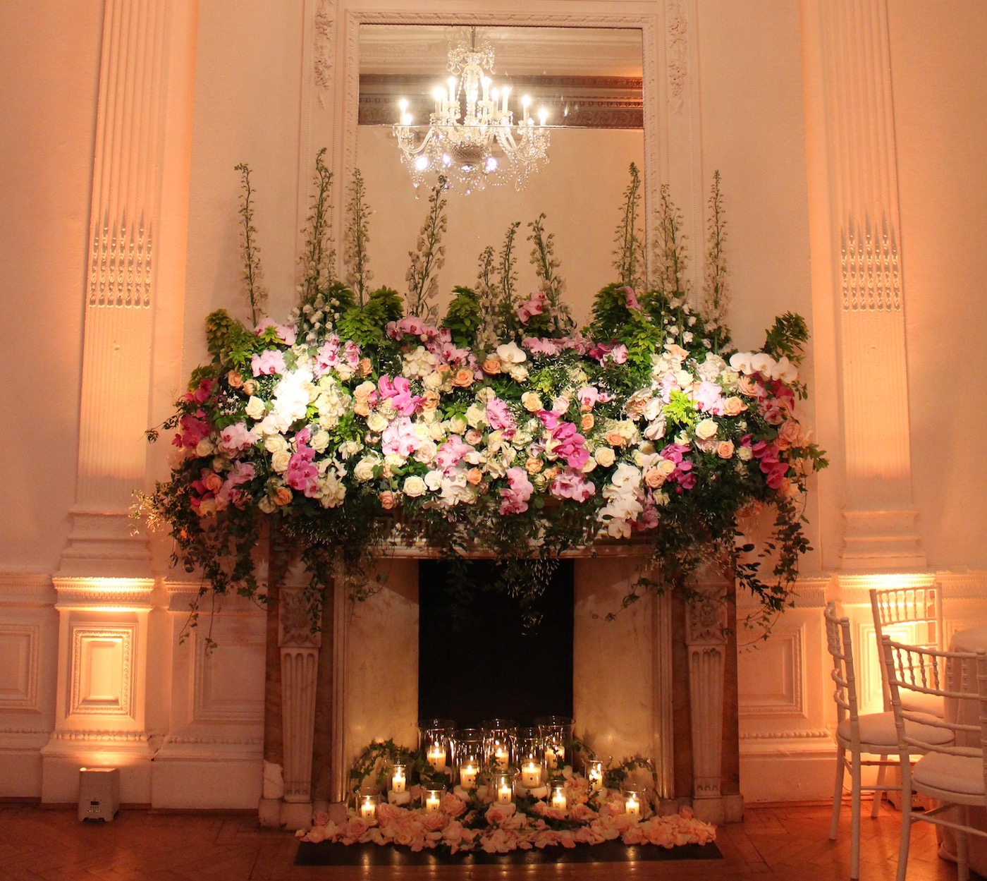 Luxury florals for events by Neill Strain Floral Couture