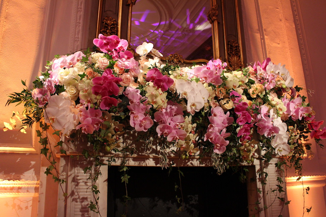 Luxury floral design by Neill Strain Floral Couture