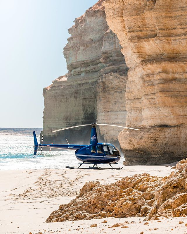 I don't know what's more impressive, posting on the gram 📸 for the second time this year,  or finally getting to fly in a helicopter 🚁 with the doors off? ☁️☀️  Thanks to @coralcoasthelicopterservices & @carnarvonvisitorcentre for raising my standards in sight seeing 😜 🤙🏻   @GascoyneFood #GascoyneFood2019 #CarnarvonVisitorCentre #CatchYouinCarnarvon #ThisLifeCarnarvon #TheUselessTravellers #NikonZ6 #MyNikonLife #amazingwa #westisbest #westernaustralia #thisiswa #iloveaustralia #waisOK #takemetoaustralia #tourismwa #anotherdayinwa #visitwa  #discoveraustralia #westernaustraliauncovered #exploringaustralia