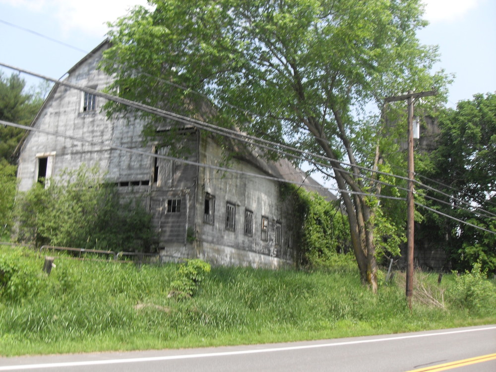 West side of Route 22, Amenia, NY
