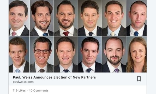 New Paul Weiss Partners