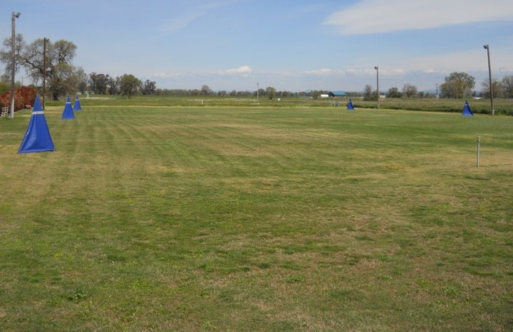 PCSC training field. Photo: Julie Baldwin