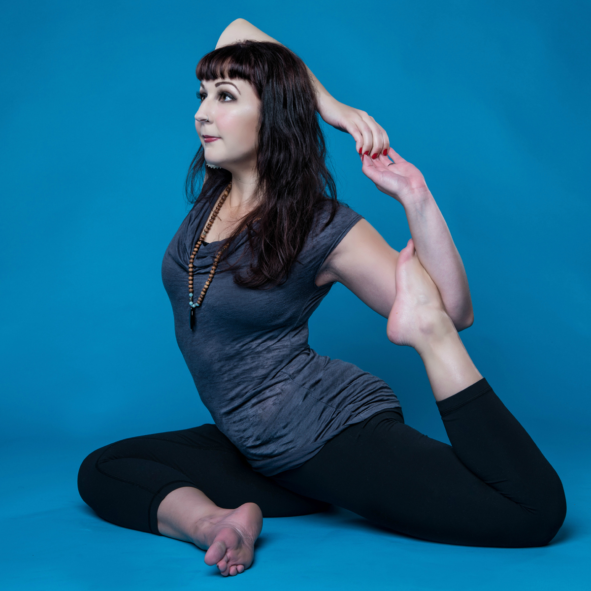 Pigeon AKA Eka Pada Rajakapotasana. Photo by Stereovision Photography