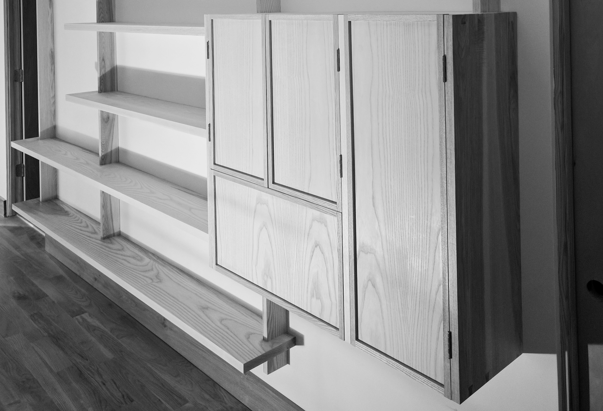Cabinetry and Built-Ins -