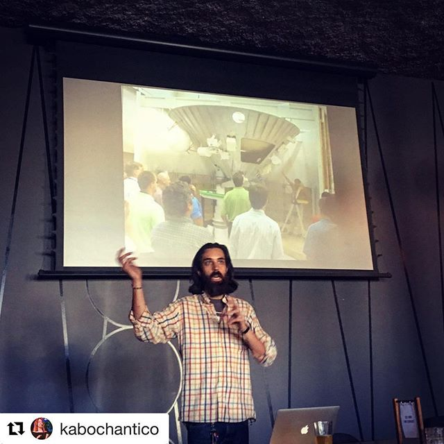 I had the opportunity last night to share a bit about my career and my journey to custom woodworking. It was fun to go back through all the photos from my time at NASA.  #Repost @kabochantico ・・・ Alex blew the room's minds a little tonight with his #knoxvillebydesign talk on how he went from an industrial design degree to working on rocket mock-ups at NASA to working with a design build contractor to starting his own design and furniture making business, @ajayneswoodworks. Most people in the room knew him or knew of him, but few knew how his special skill combo of contemporary design aesthetic + traditional methods + focus on everyday usability + high artistic moral standards came about. 🎉 🚀 💫