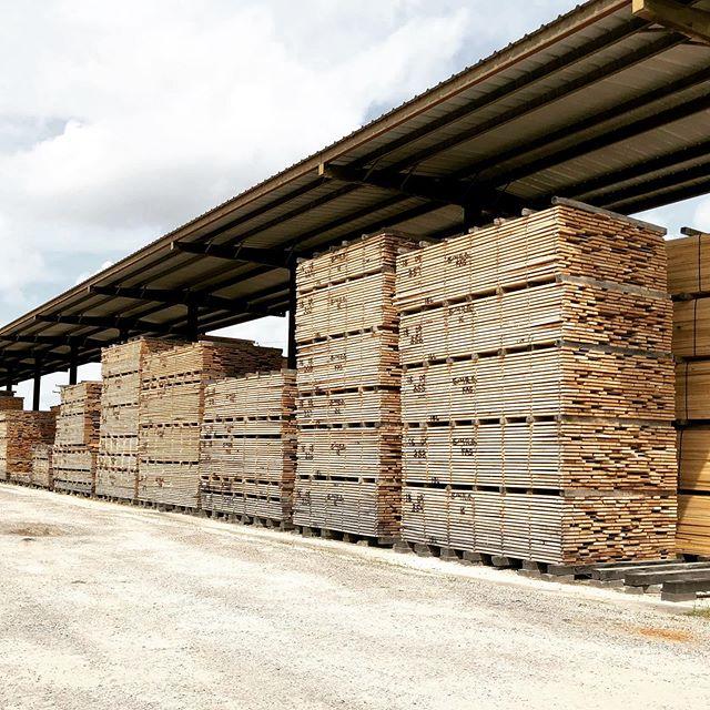 Picking up a bit of lumber.