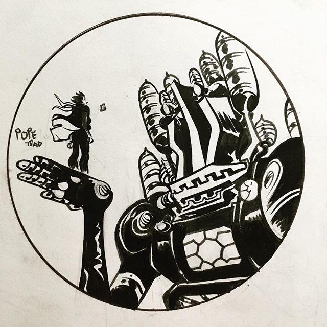 KING K/2016 #supermek #thb #robot #sumi