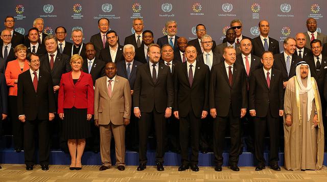 Phot Credit:  World Humanitarian Summit  via Flickr