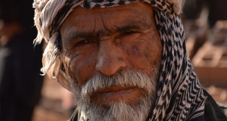 Afghan refugees in Iran Photo credit: EU/ECHO Pierre Prakash
