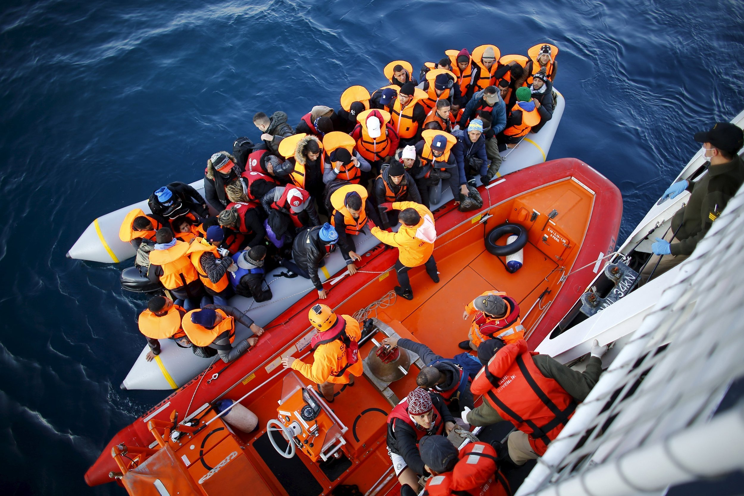 Photo Credit:REUTERS/ UMIT BEKTAS
