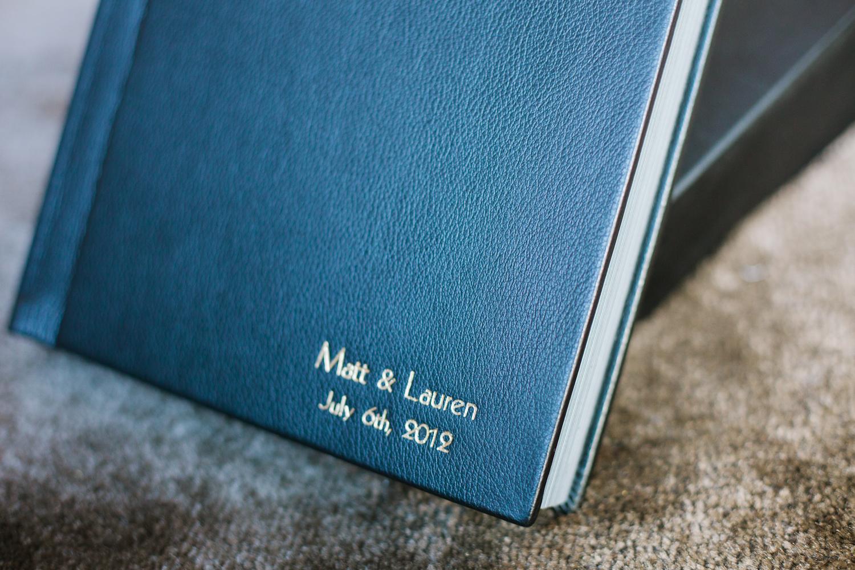 golden-album-imprint-on-black-leather-wedding-sacramento.jpg