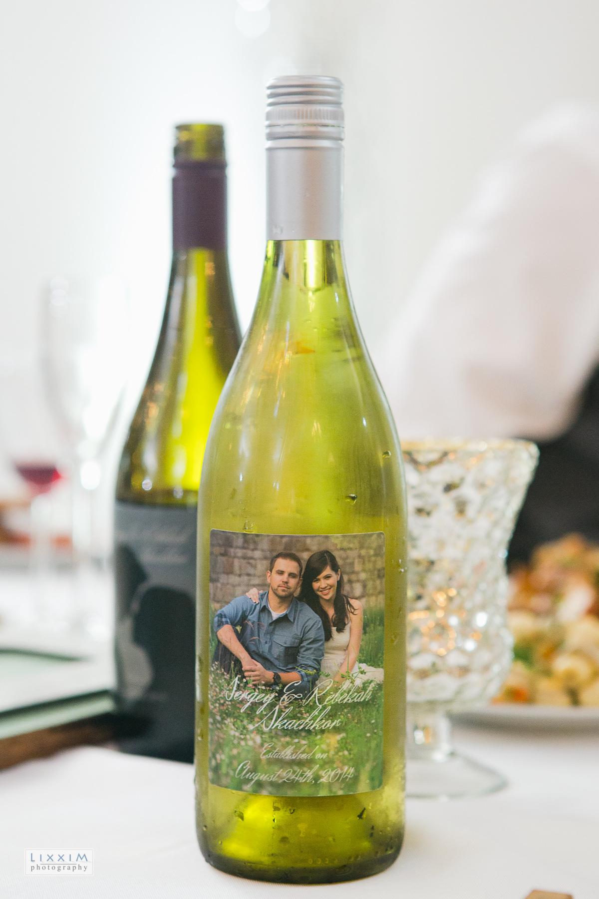 custom-wedding-bride-groom-white-wine-bottles