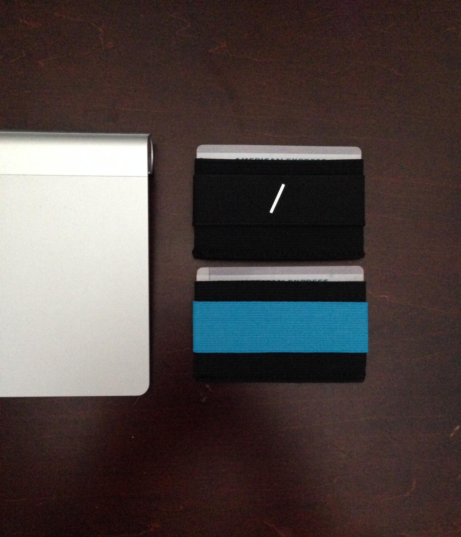 Snapback Slim 2 (top) and Snapback Slim 1 (bottom)