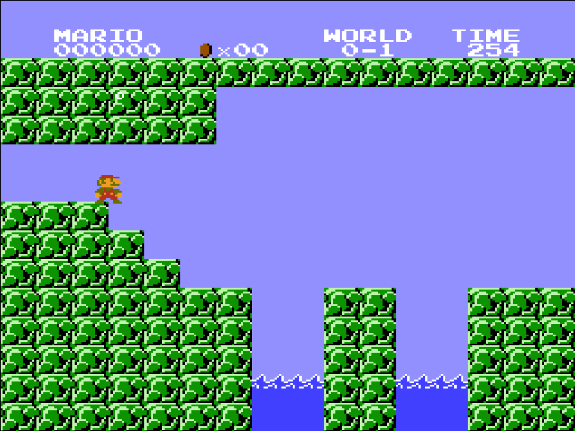 Mario Bros. on NES