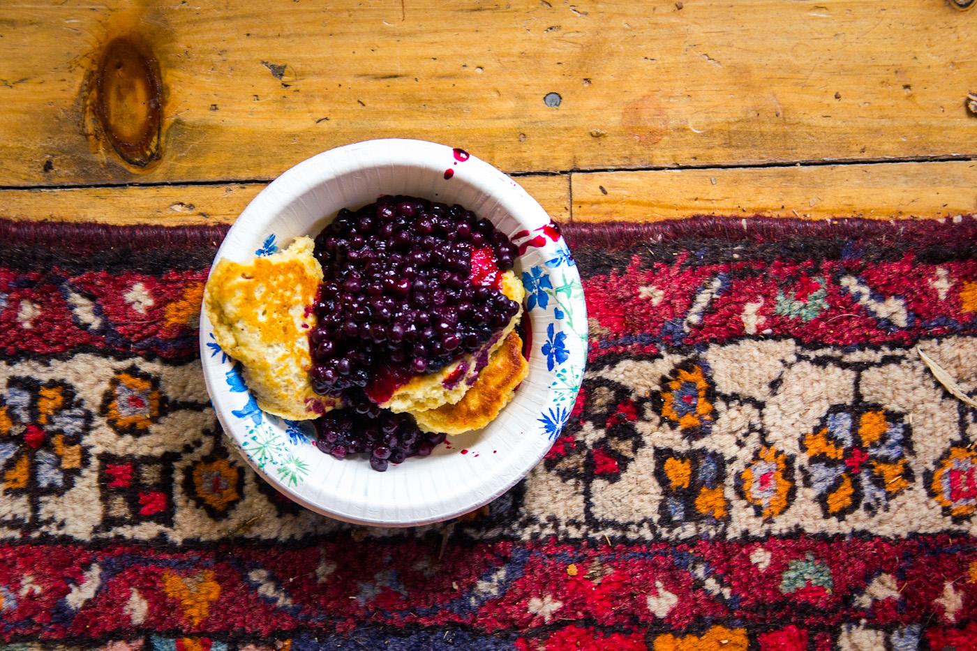 Clara's Pancakes