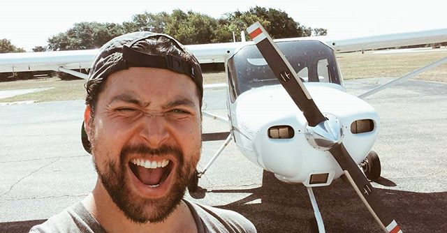 Got my pilot license today. Very happy.