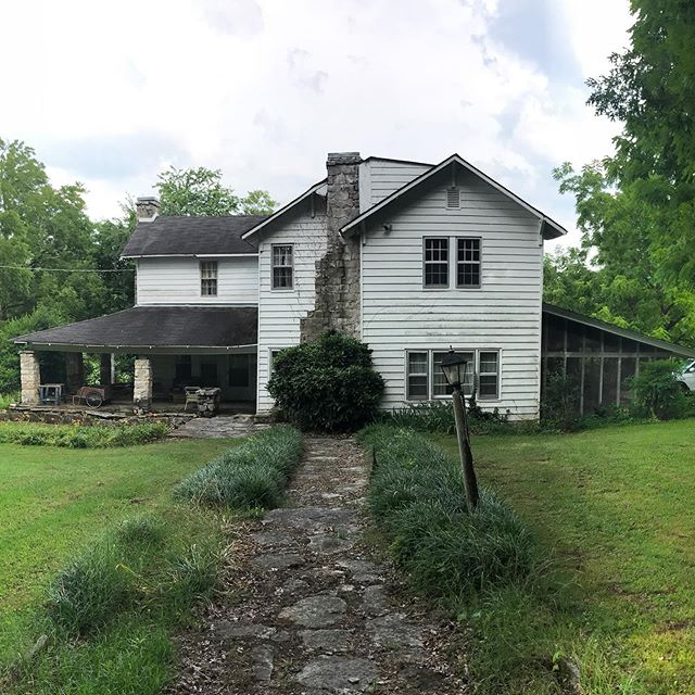 We closed on this 175+/- year old farmhouse today! Excited about this next chapter and all the exciting work ahead.  Think we are naming her Windfall Manor because we feel extremely lucky 🍀🌈🦄🍯