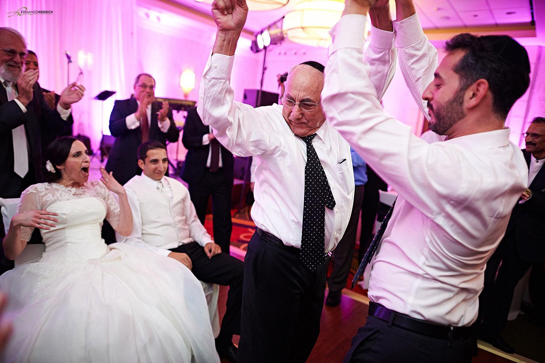 traditional jewish wedding in houston