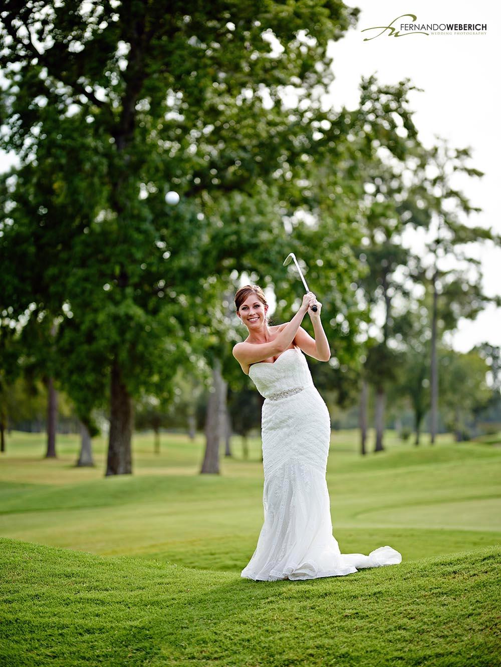 raveneaux country club bridal photos 5