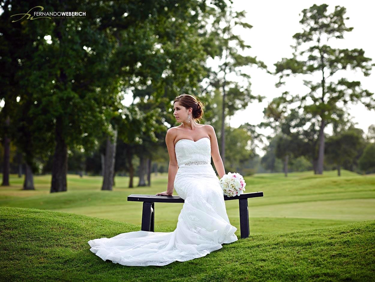 raveneaux country club bridal photos 6