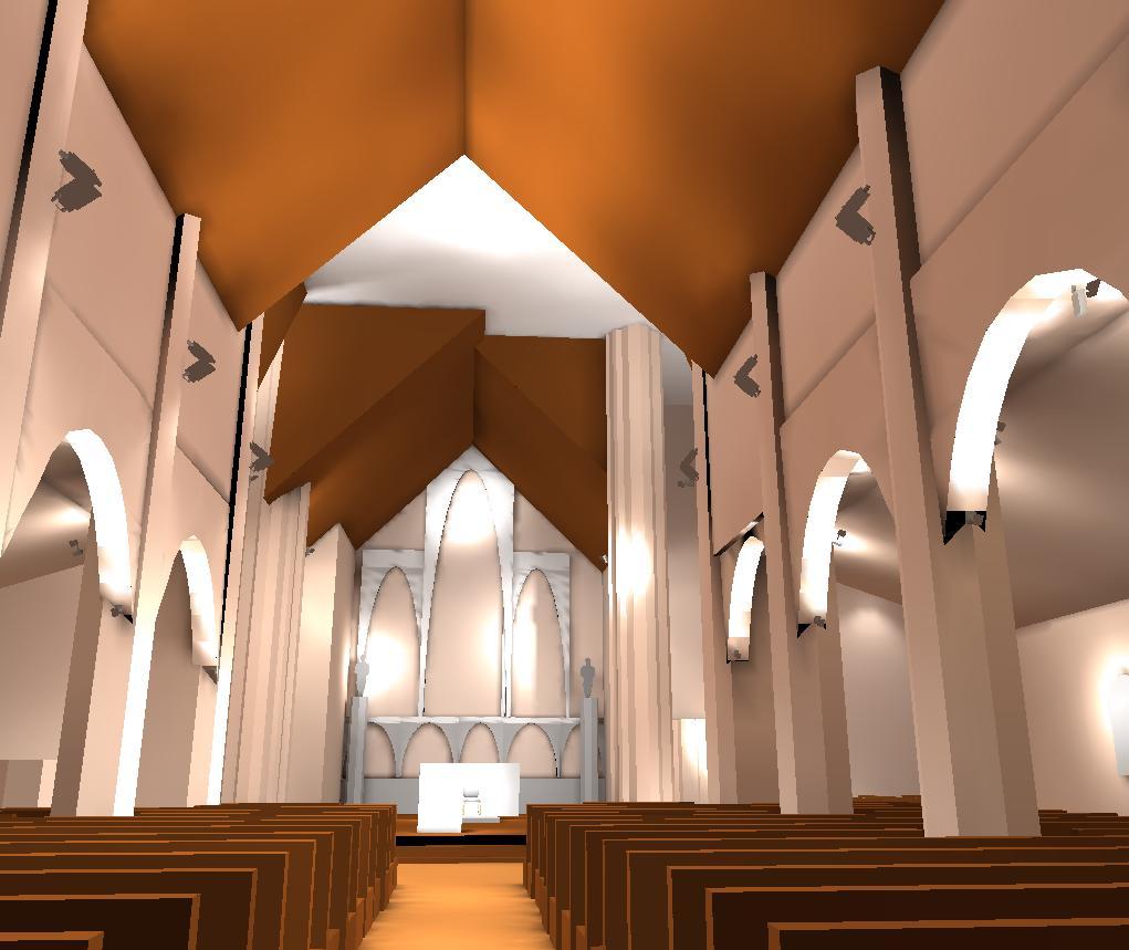 St Joseph's Church Belfast