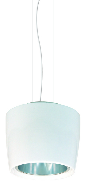 High efficacy pendant luminaires