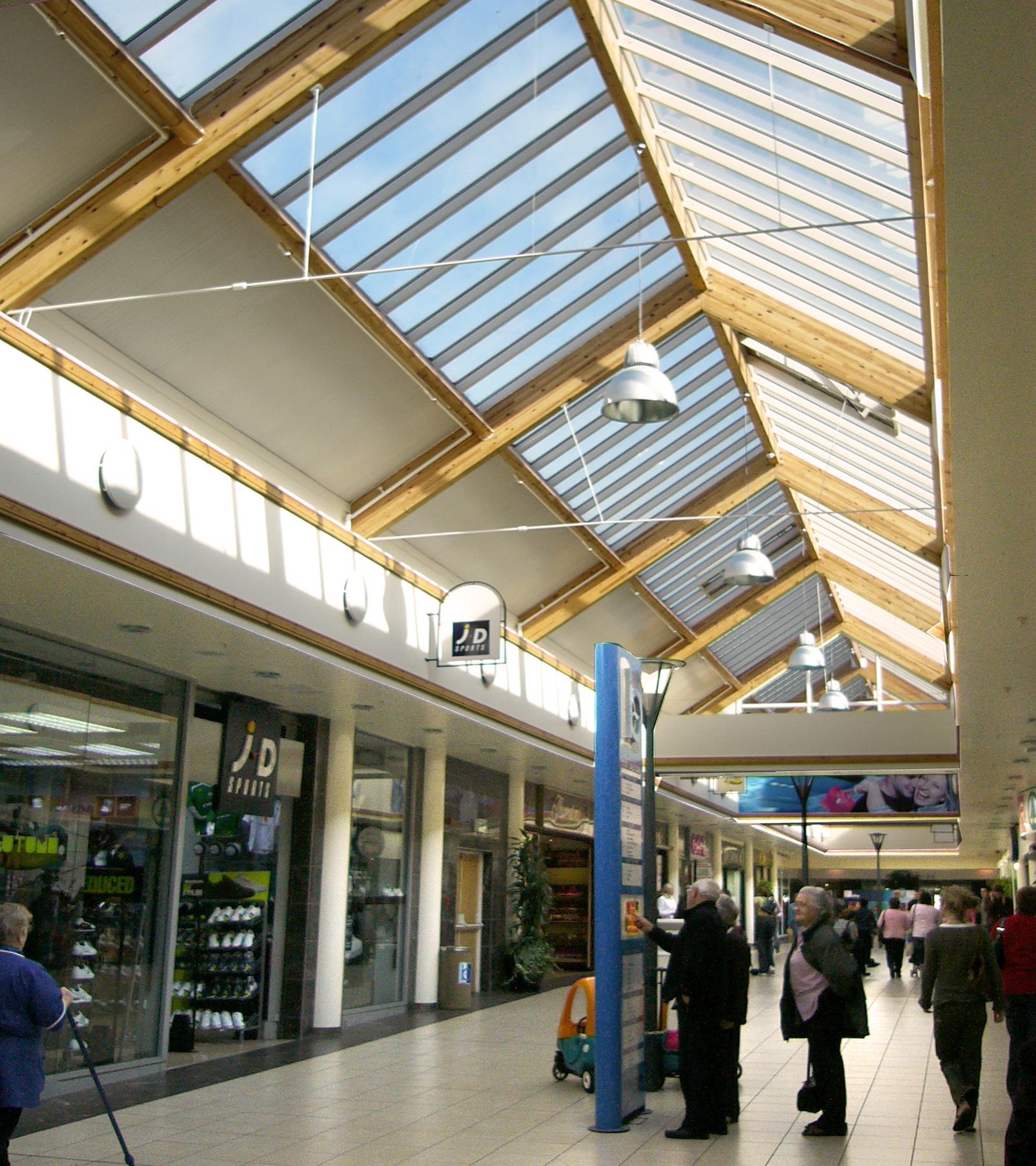 Buttercrane Shopping Centre Newry