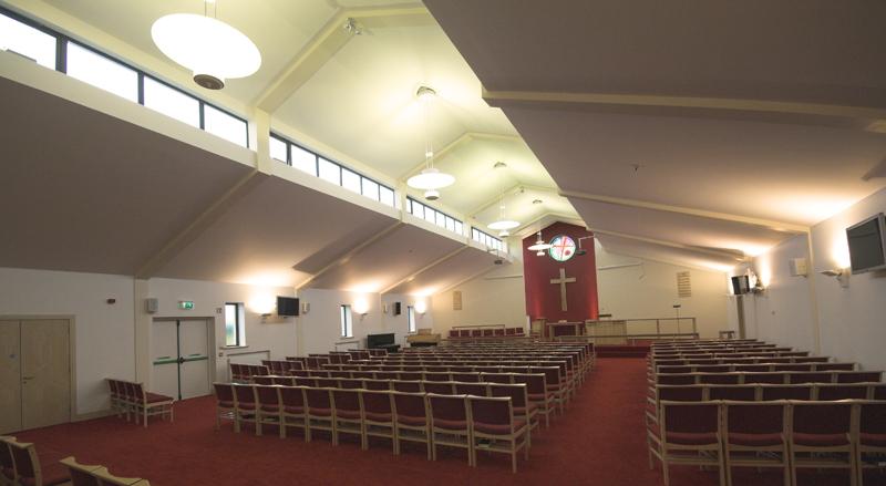 Methodist Church Carnalea Bangor
