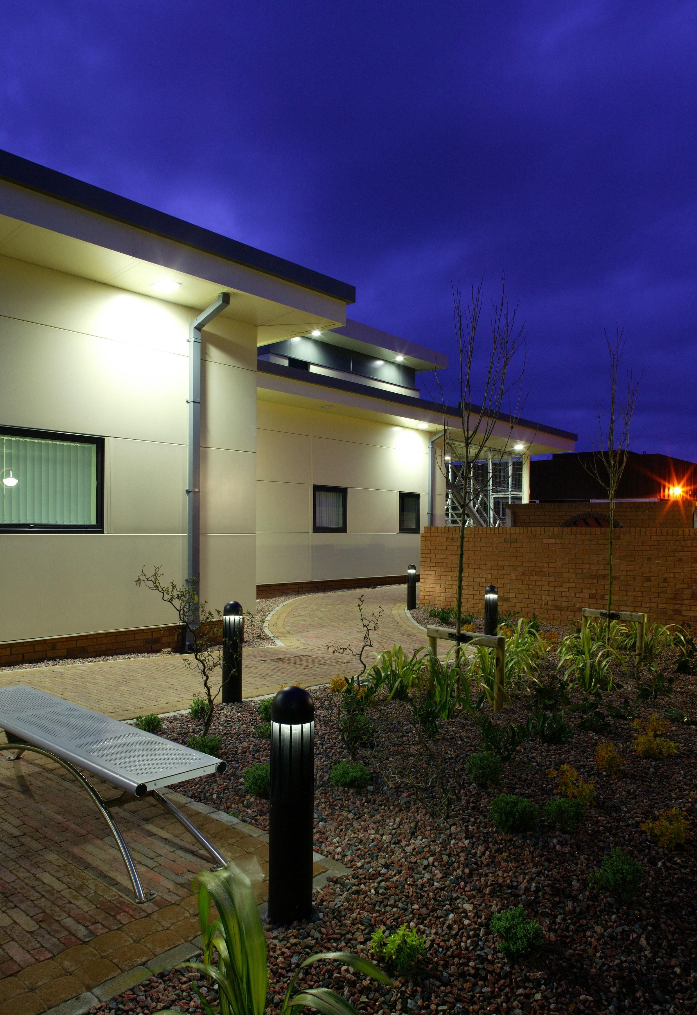 Cath Lab, Craigavon Area Hospital
