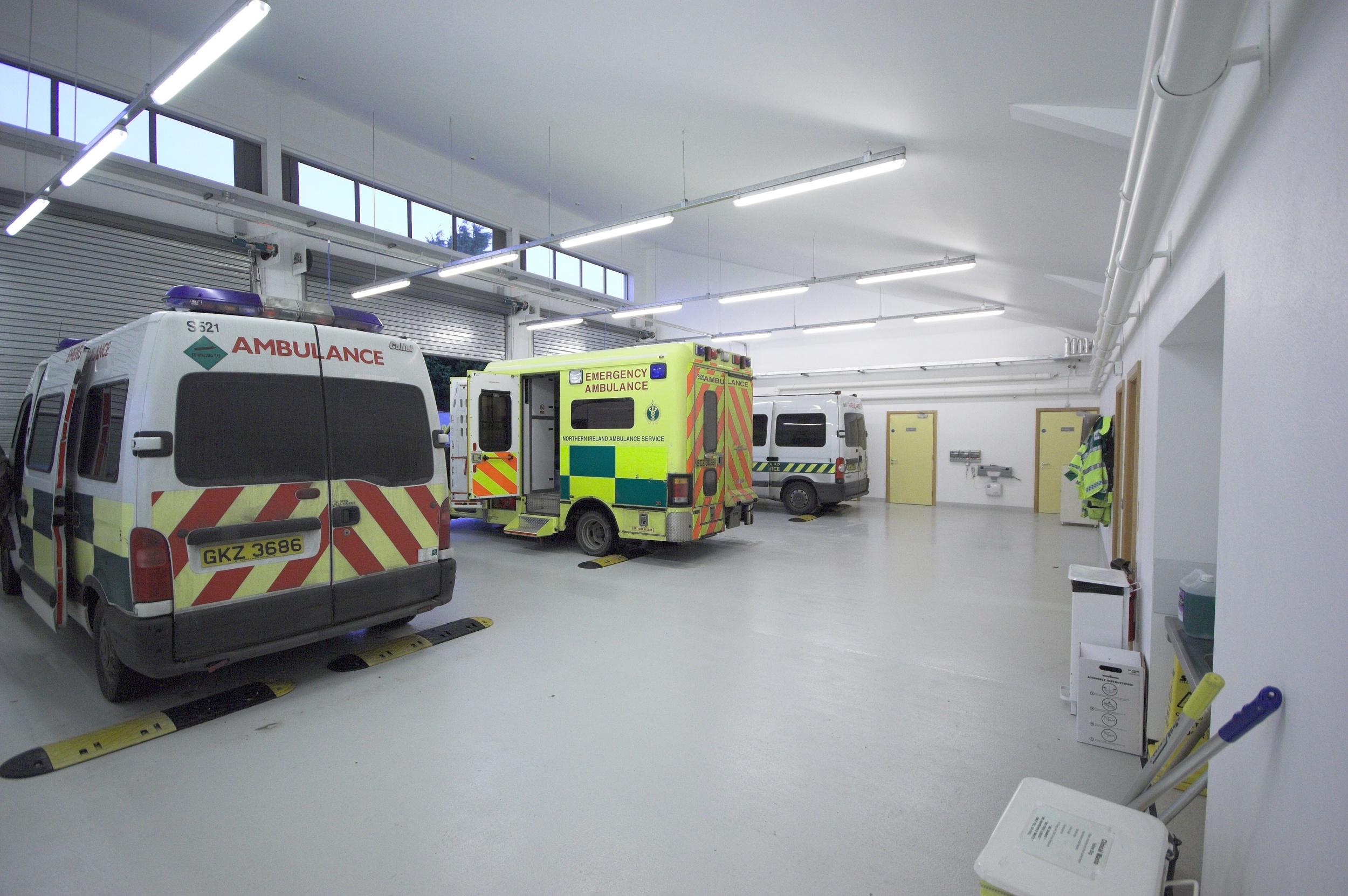 Kilkeel Ambulance Station