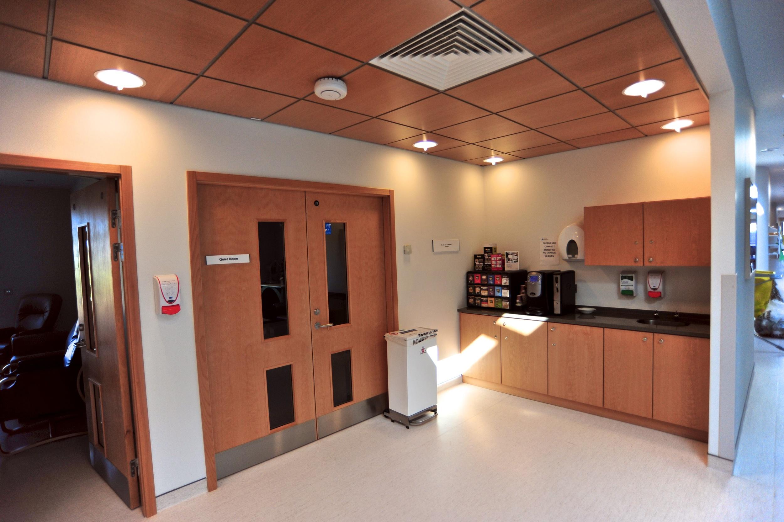 Macmillan Unit, Antrim Hospital