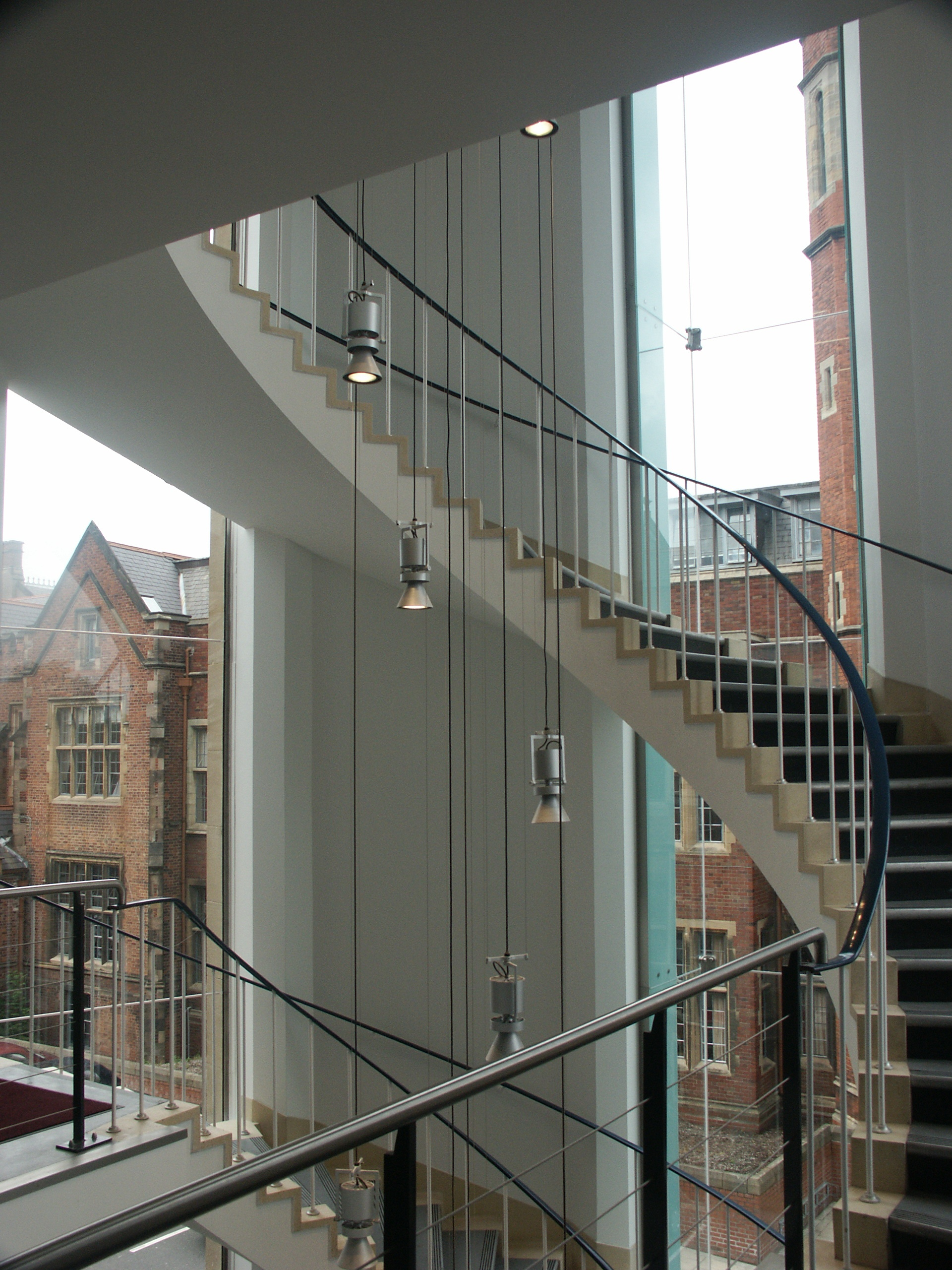 QUB Physics Department