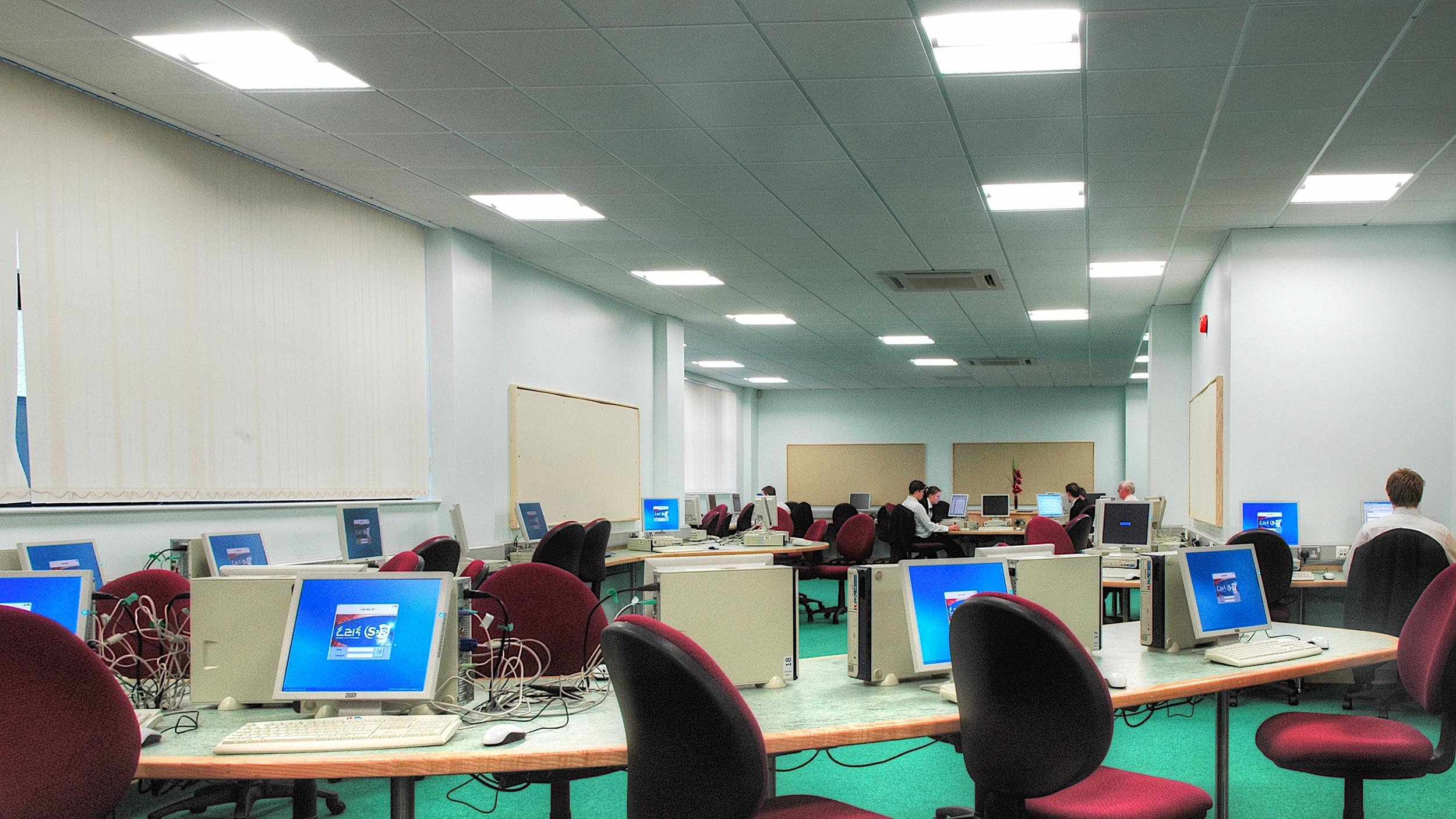 Ballyclare High School Resource Centre