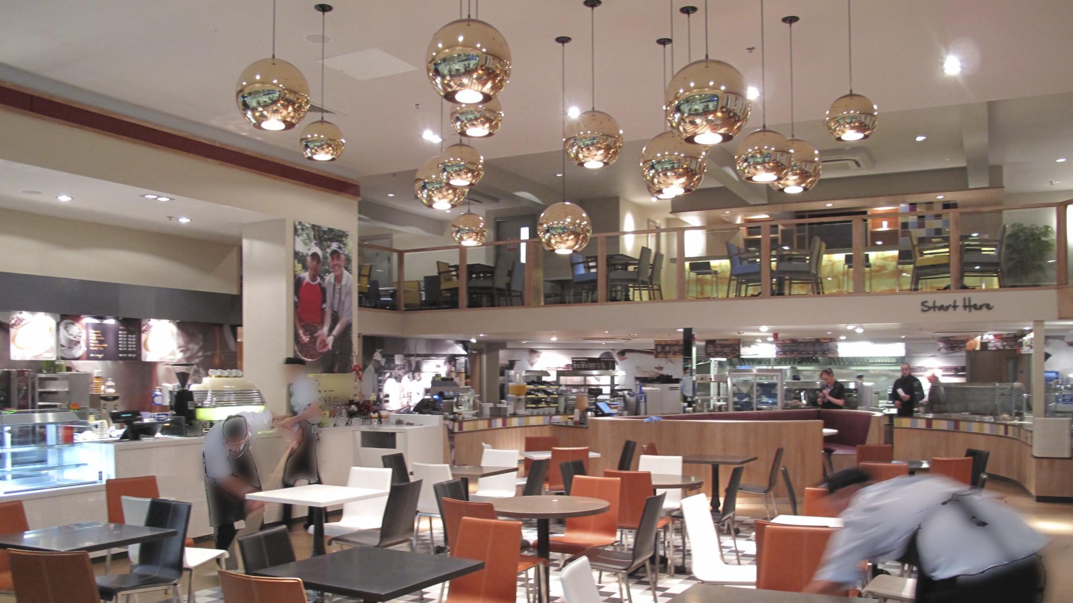Cafe, Blanchardstown, Dublin