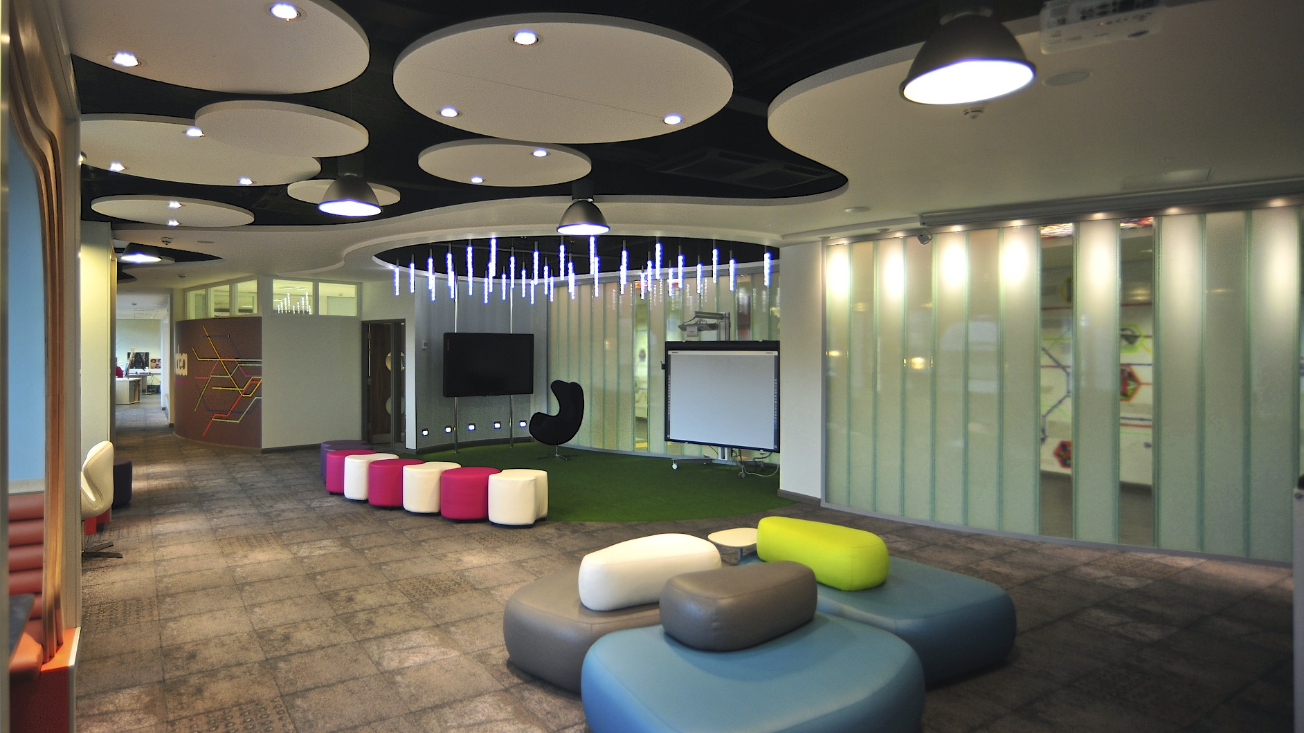 The Cell, Southwest College, Omagh