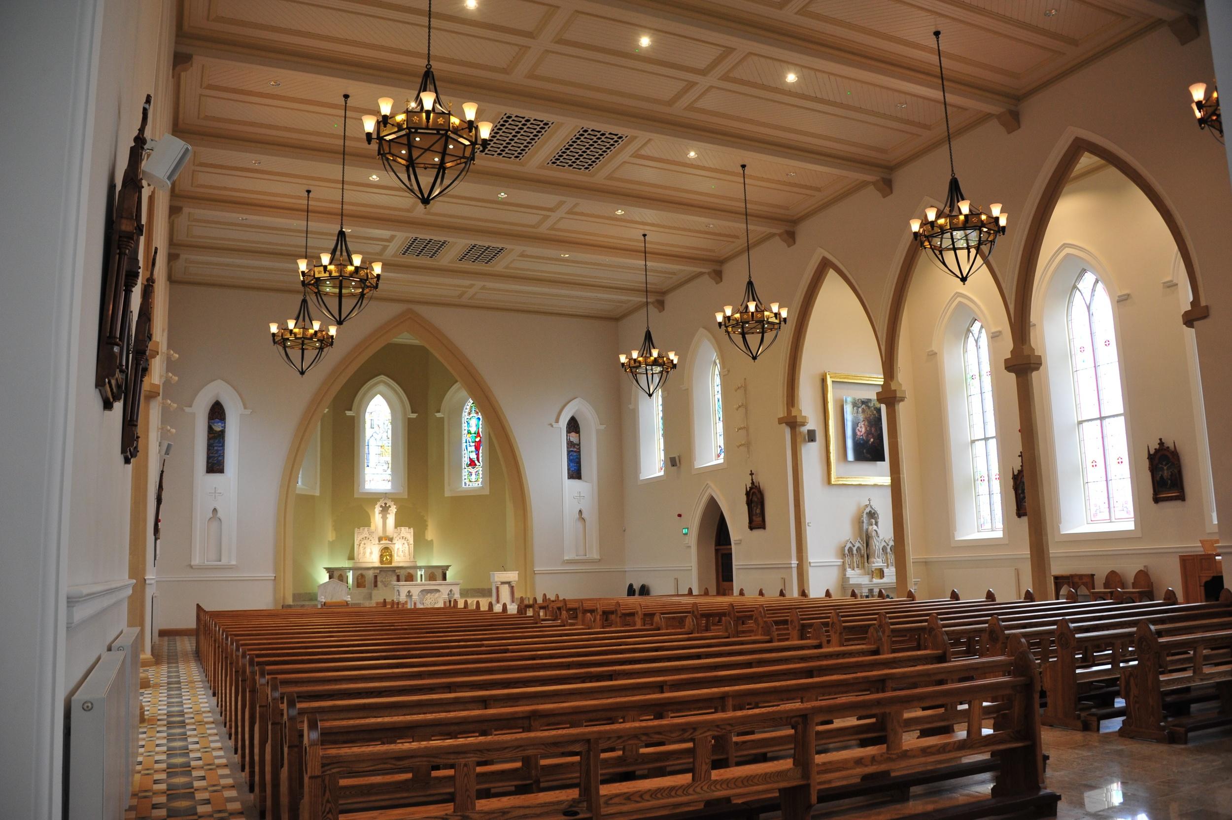 Church of St Mary, Killybegs