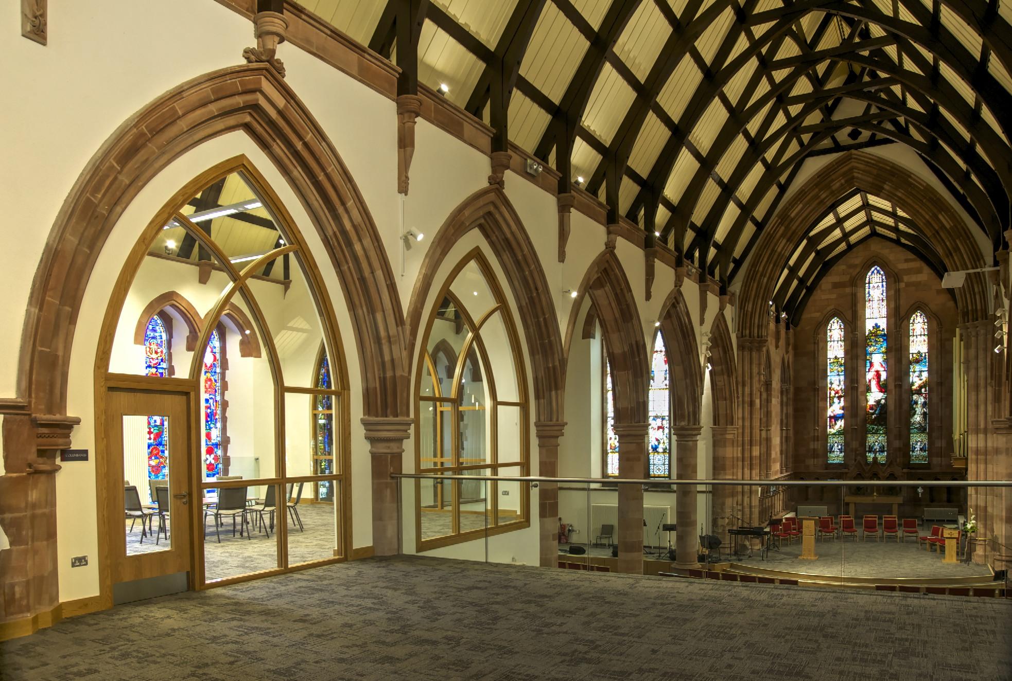 St Comgalls Church, Bangor