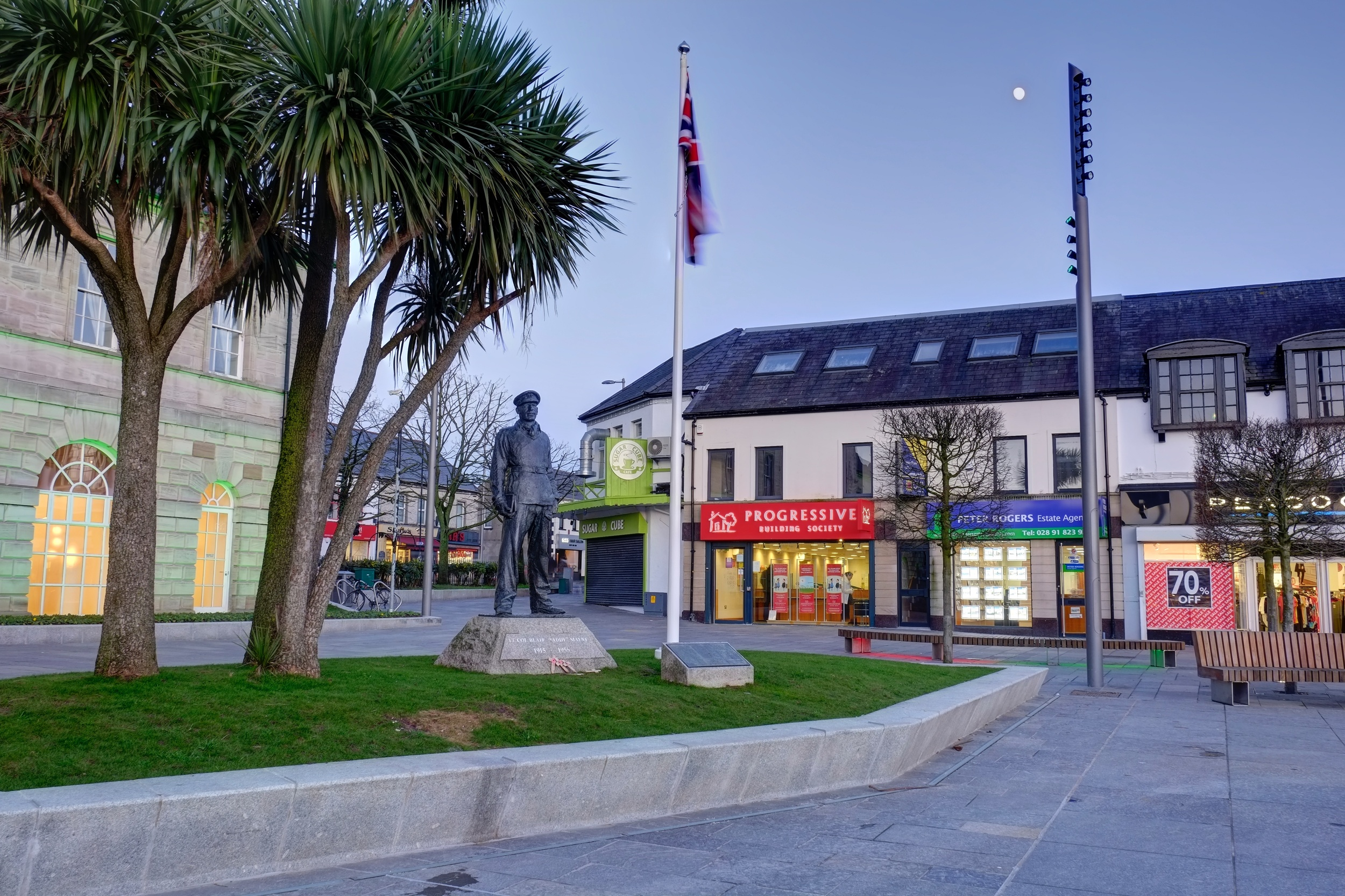 Conway Square Newtownards