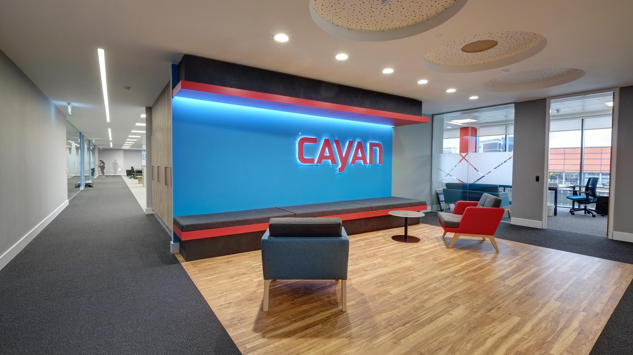 Cayan Belfast