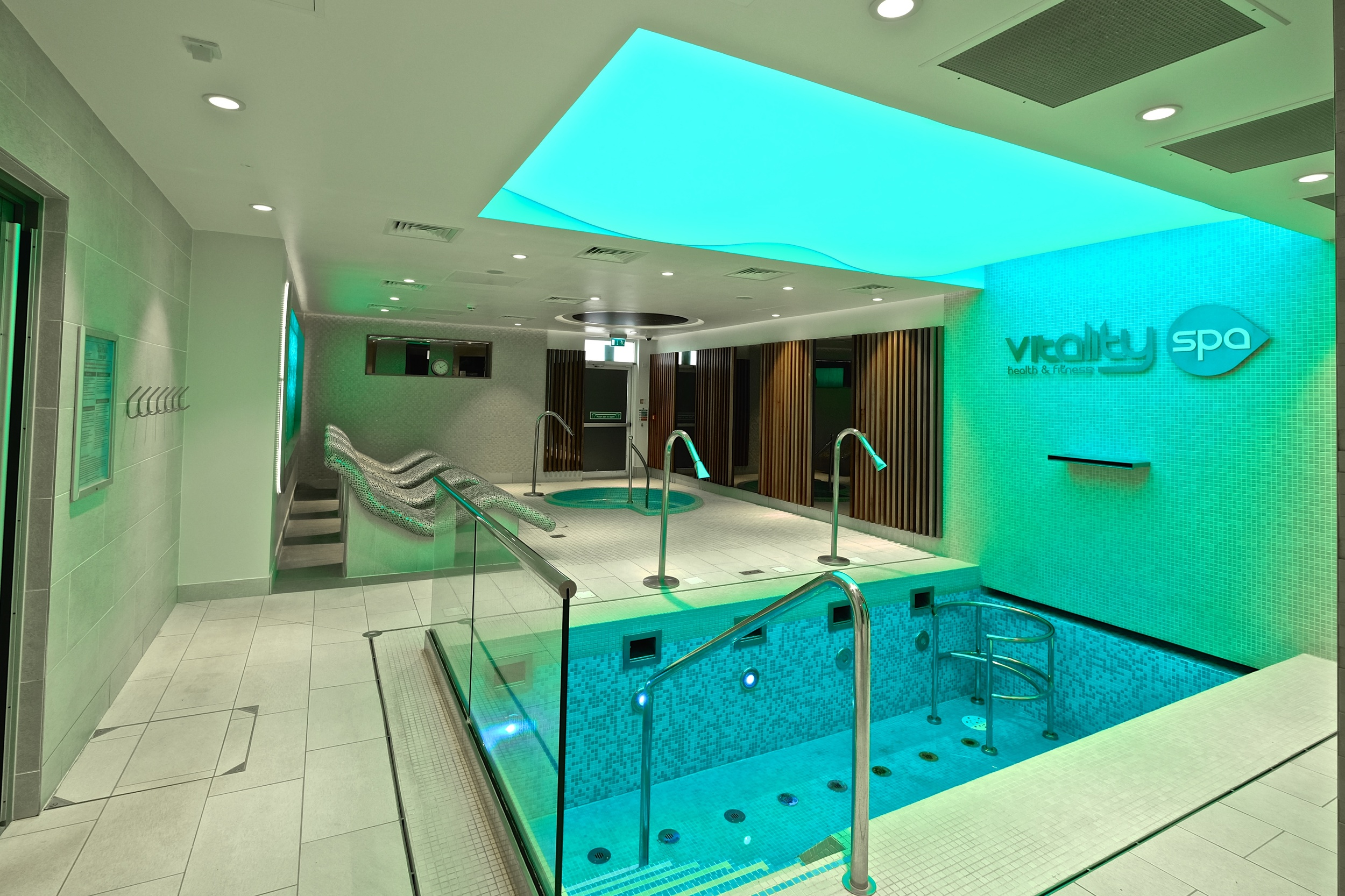 Lisburn Leisureplex Spa