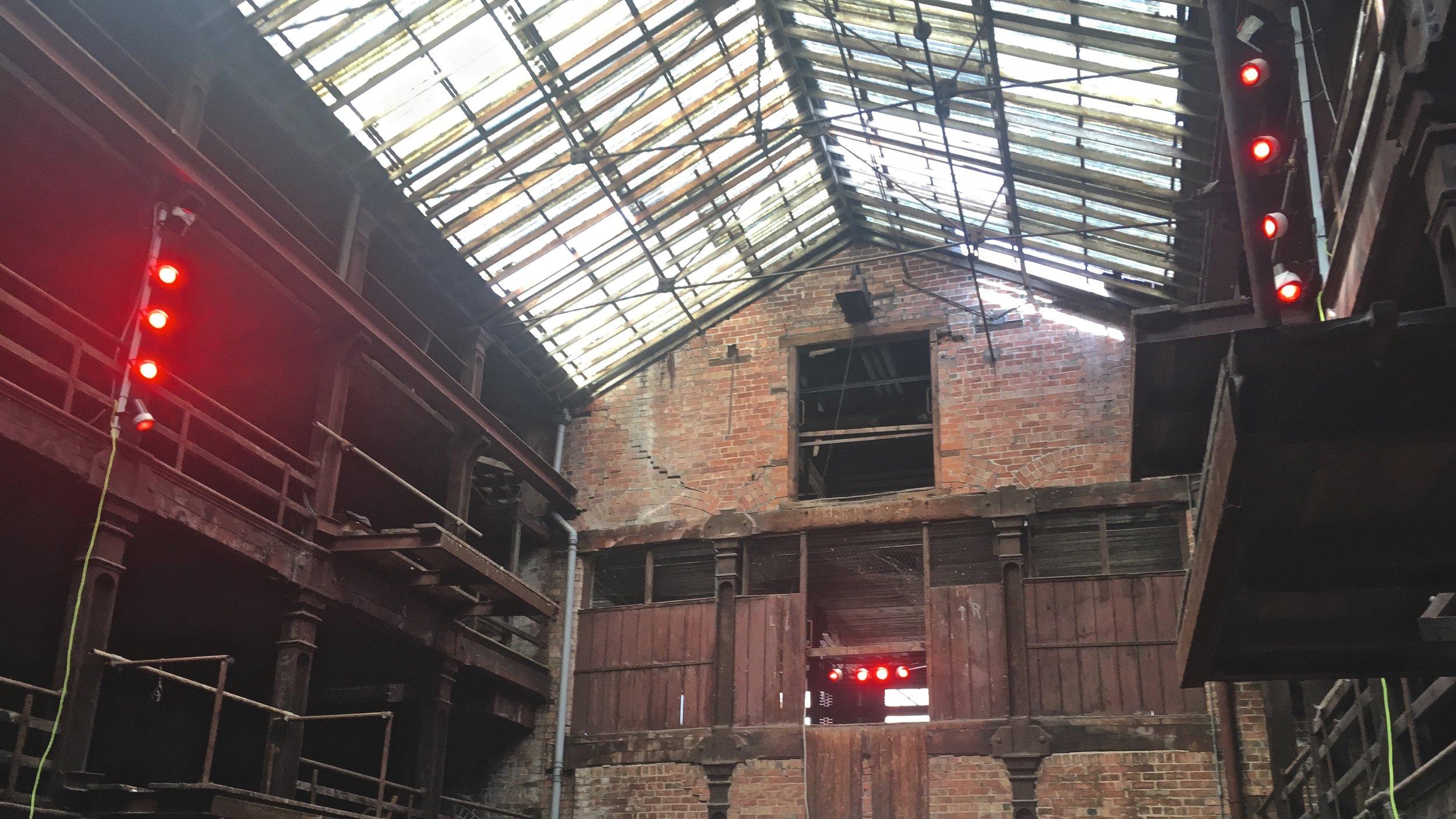 Belfast Culture Night- Riddell Warehouse