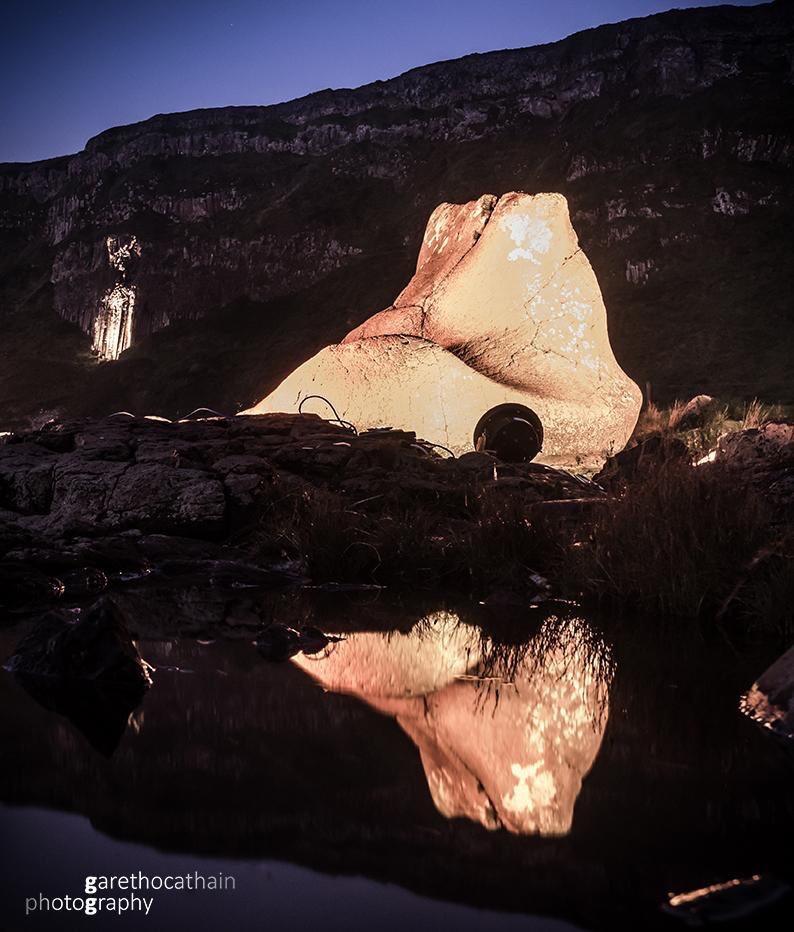UNESCO Year of Light:  Giant's Causeway