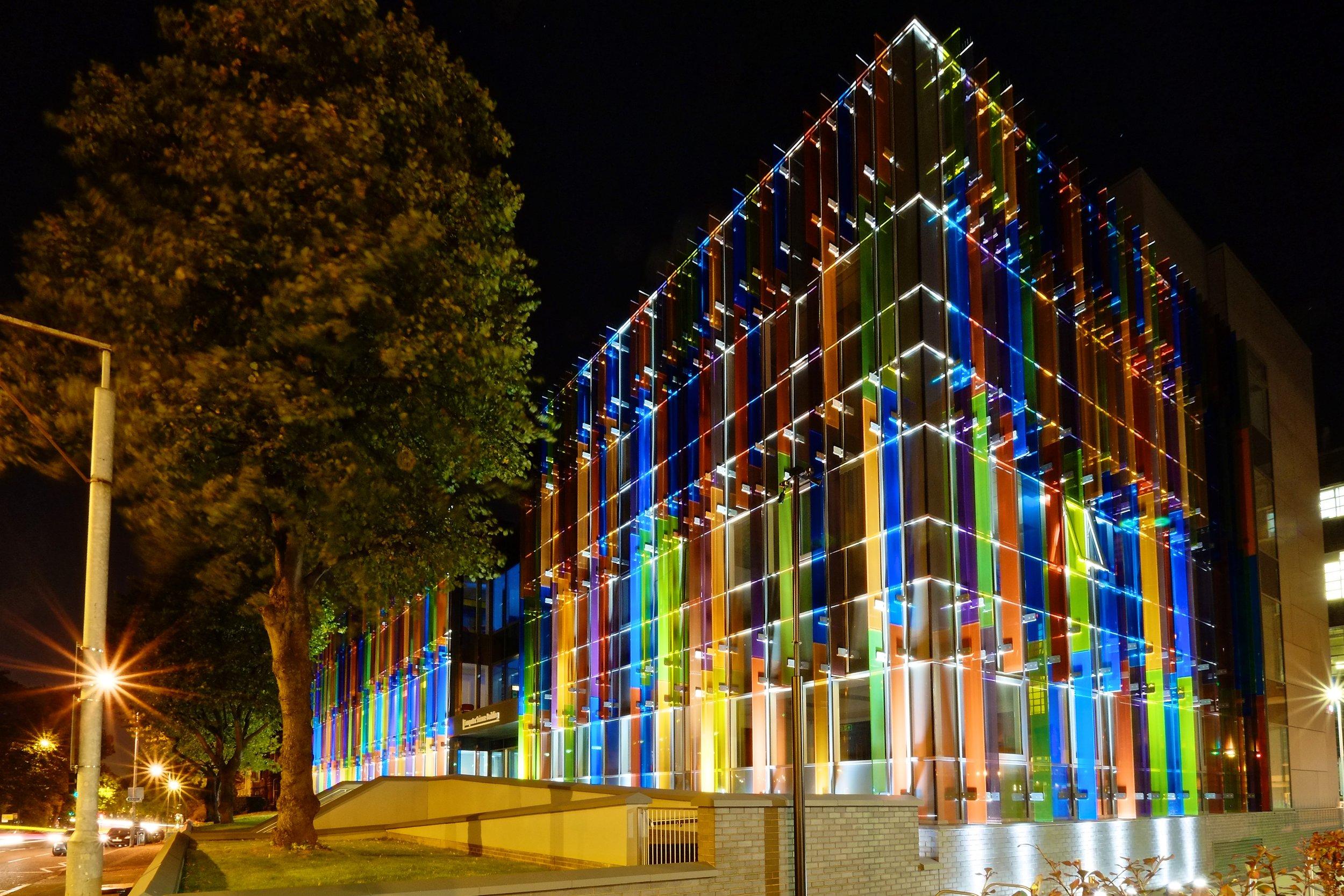 Queen's University Bernard Crossland Building