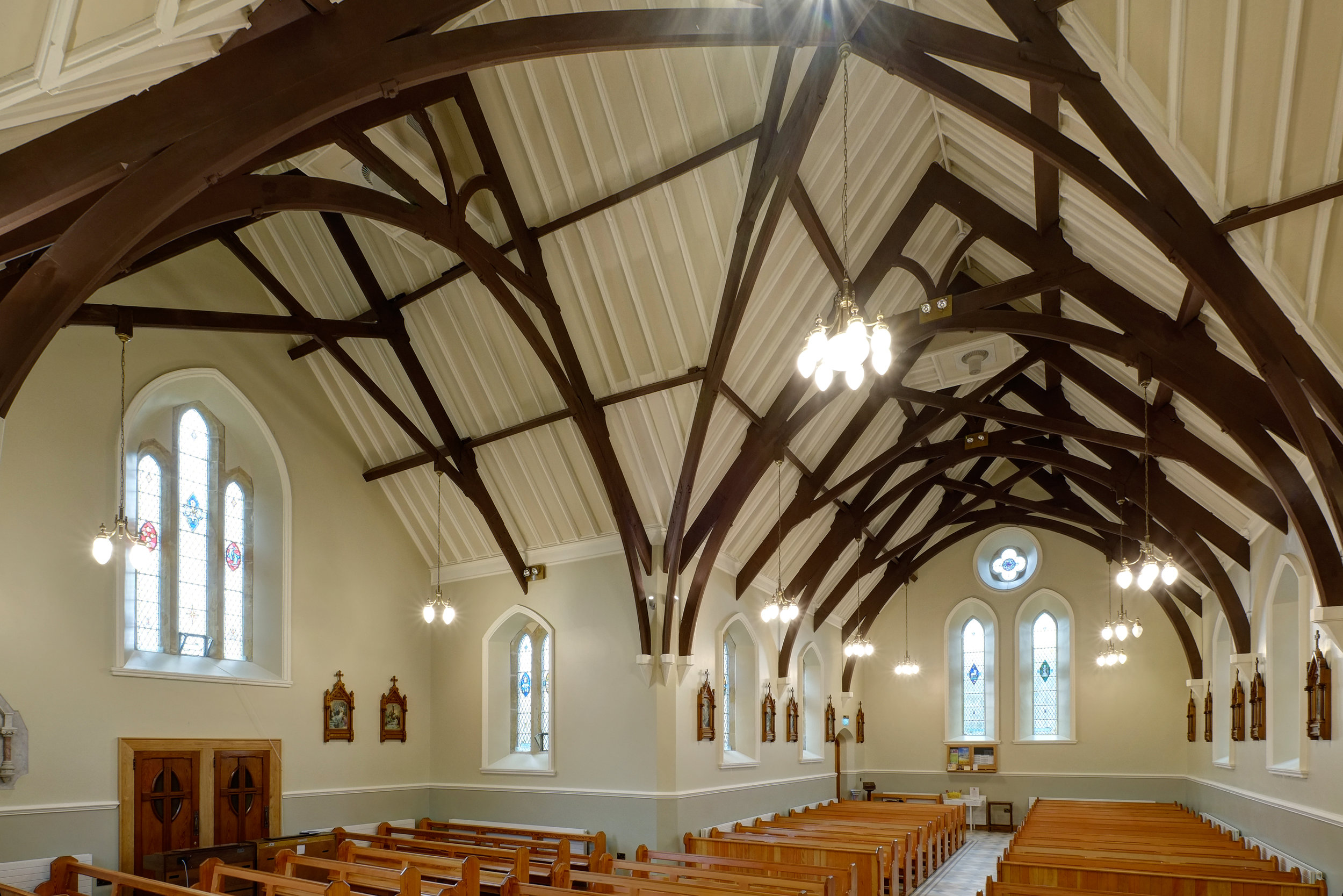 St Malachy's Church Edendork