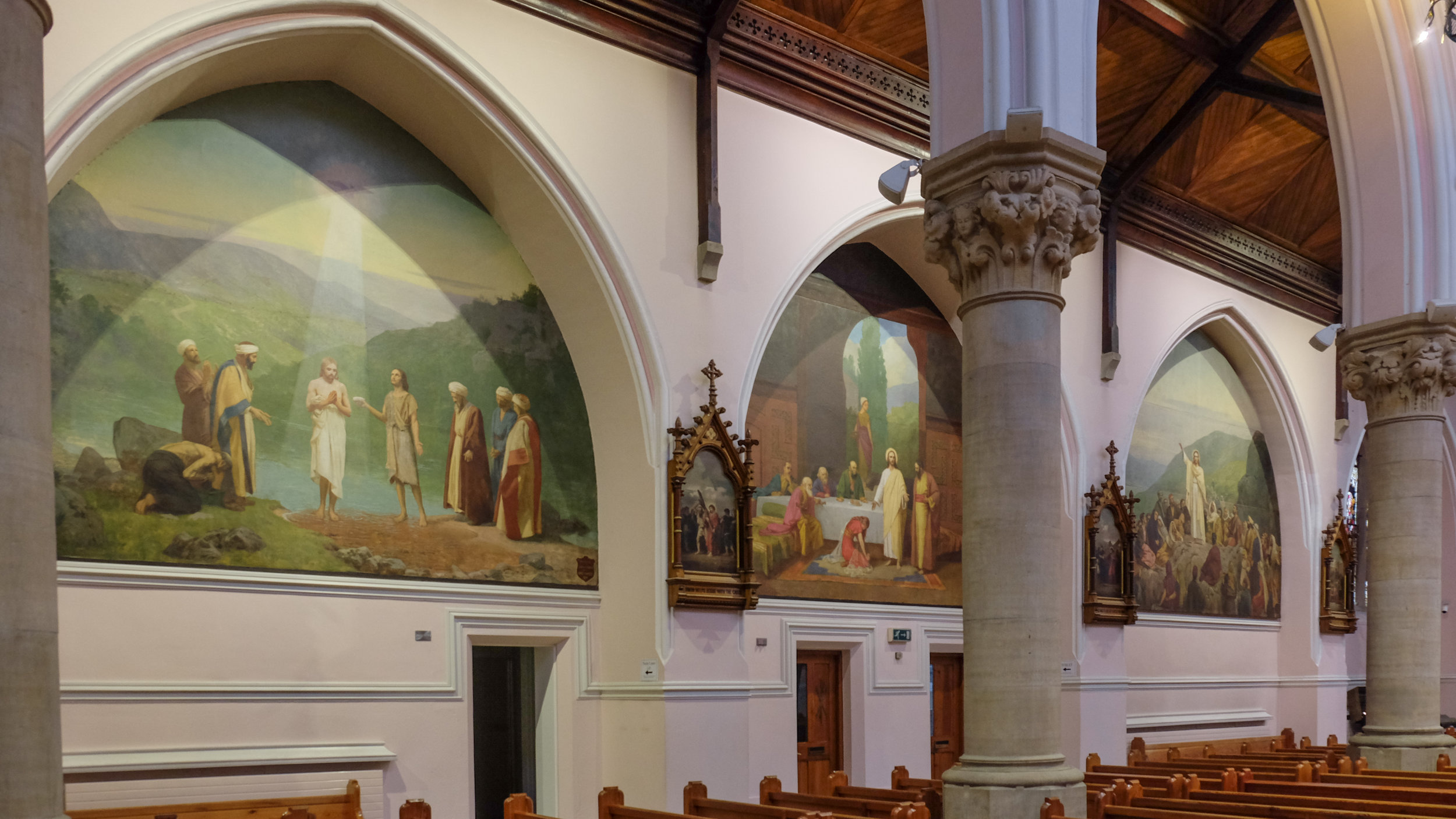 St Michael's Church Enniskillen